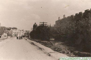 Строительство жилых домов по улице Советская