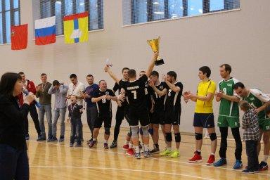 Турнир по волейболу 2019