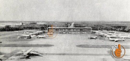 Аэропорт Домодедово, 1974 год